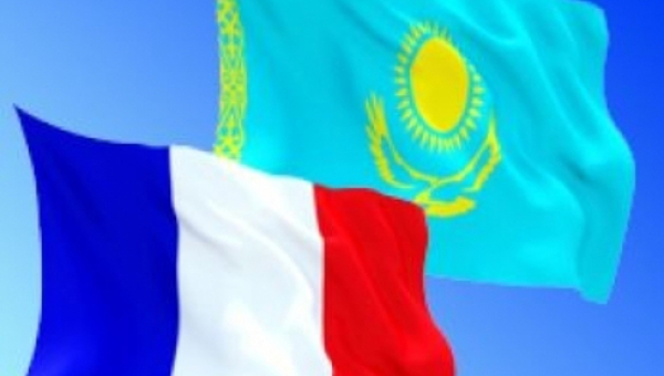 College partnership of Kazakhstan and France
